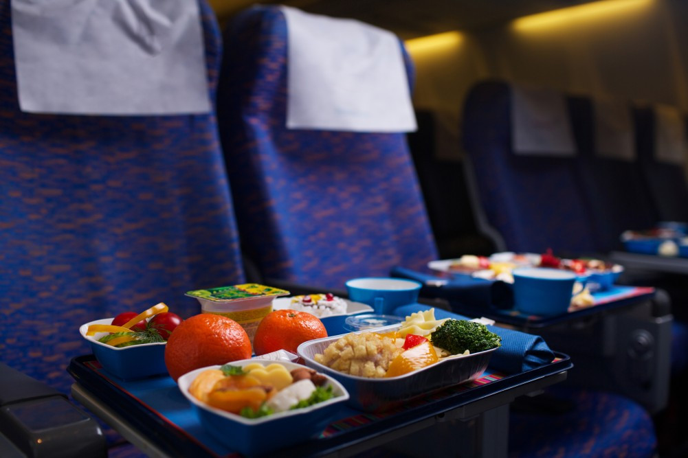 Healthy Snacks For International Flights  Which Airlines fer the Healthiest Airplane Food