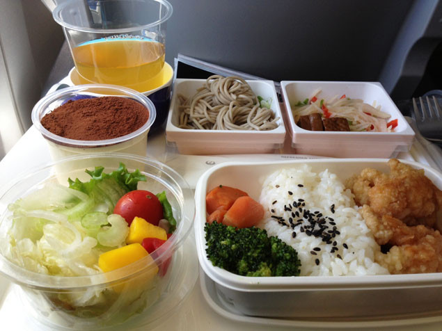Healthy Snacks For International Flights  Reader Reviews Which Airline Serves the Best Food D