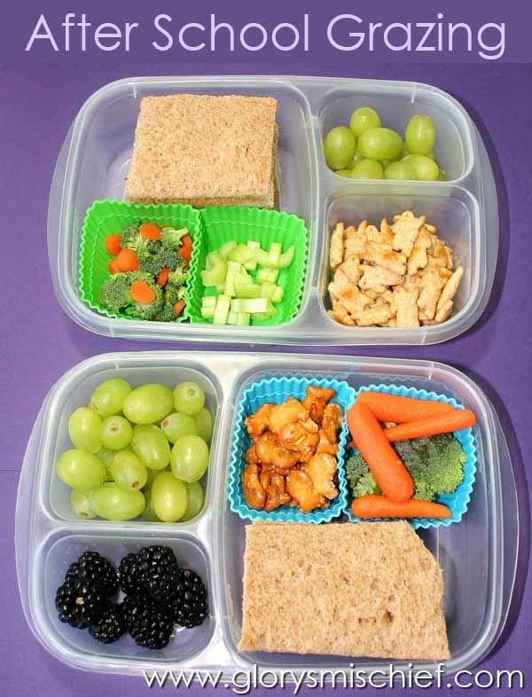 Healthy Snacks For Kids At School  After School Kids Snacks Kids love not having their food
