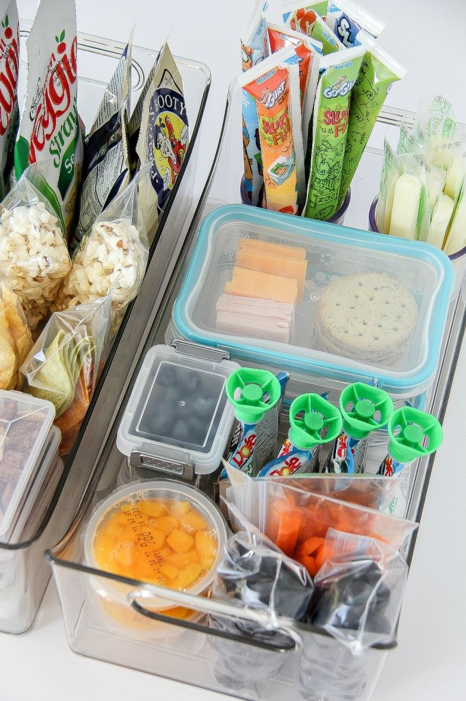Healthy Snacks For Kids At School  Gluten Free Grab and Go After School Snacks