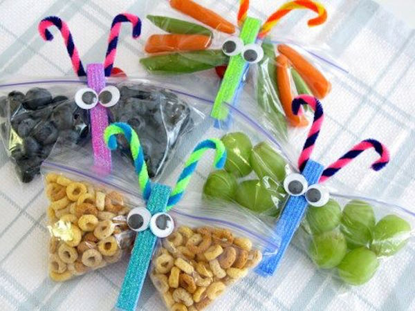 Healthy Snacks For Kids At School  17 Adorably Fun School Lunch Ideas for Kids thegoodstuff
