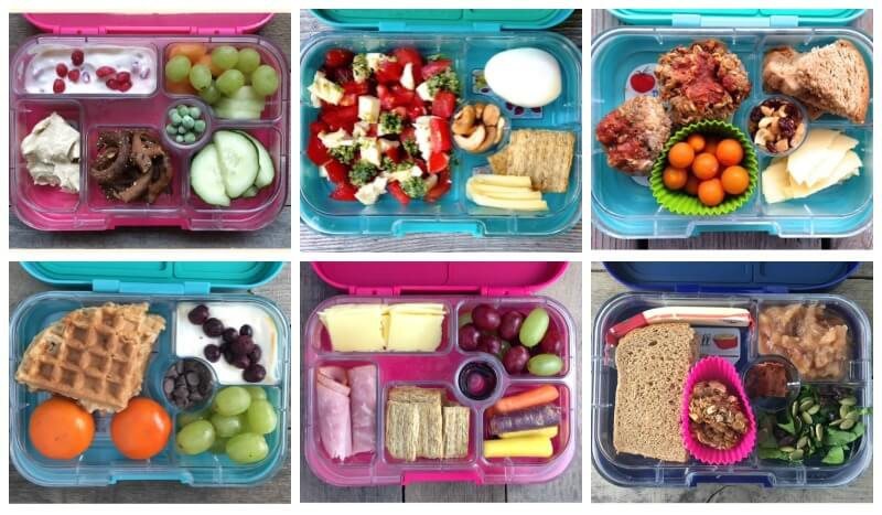 Healthy Snacks For Kids Lunch Boxes  How to build a balanced lunch box The Happy Snack pany
