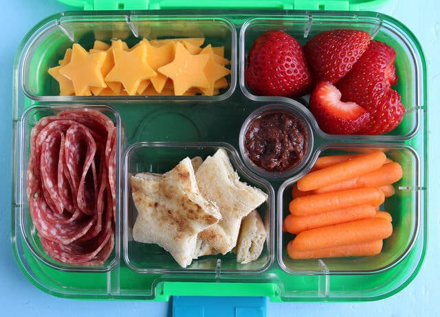 Healthy Snacks For Kids Lunch Boxes  50 of the BEST Kids Snack and Lunch Ideas I Heart Nap Time