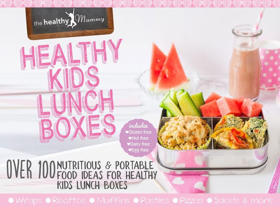 Healthy Snacks For Kids Lunch Boxes  7 sugar free school approved lunch box treats that your