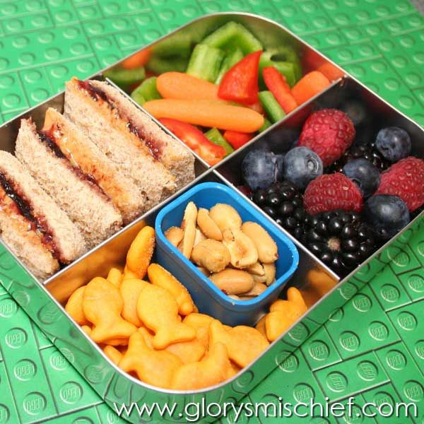 Healthy Snacks For Kids Lunch Boxes  Healthy Kids School Lunch So simple and healthy great