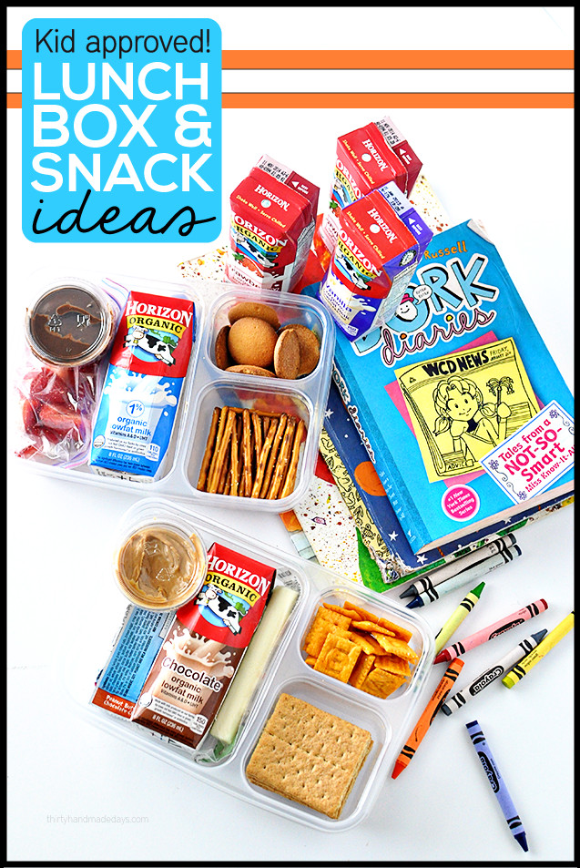 Healthy Snacks For Kids Lunch Boxes  Kid Approved Lunch Box and Snack Ideas