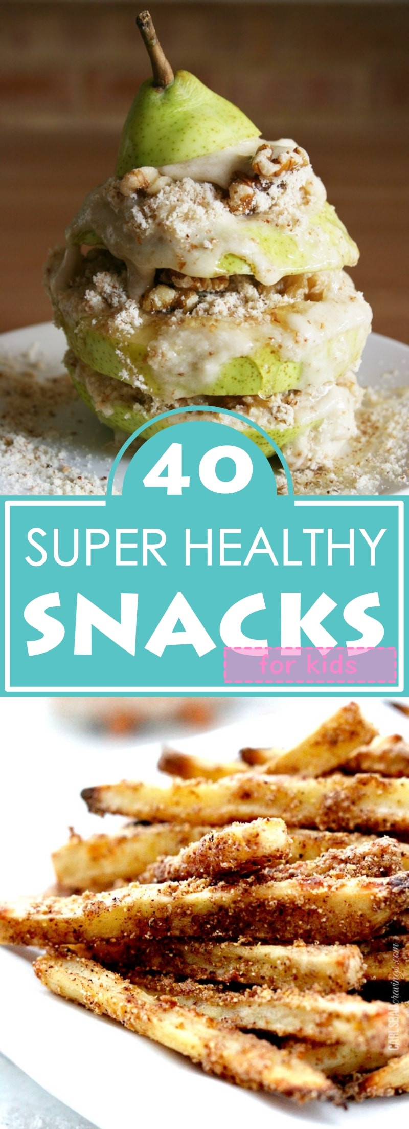 Healthy Snacks For Kids On The Go  40 Super Healthy Snacks For Kids Fitneass