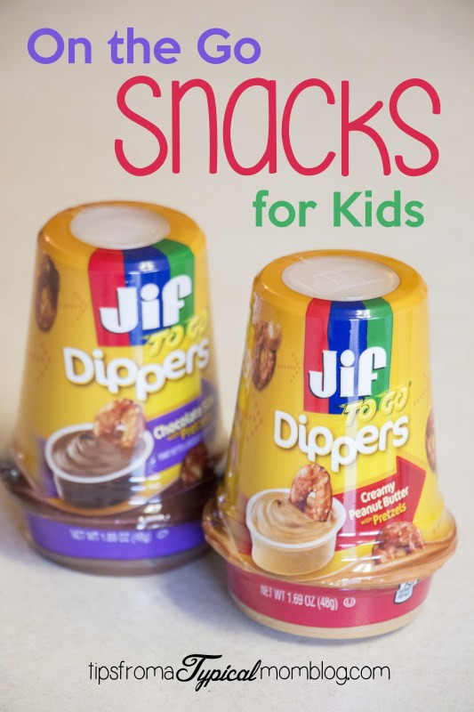 Healthy Snacks For Kids On The Go  Healthy Snacks The Go For Kids
