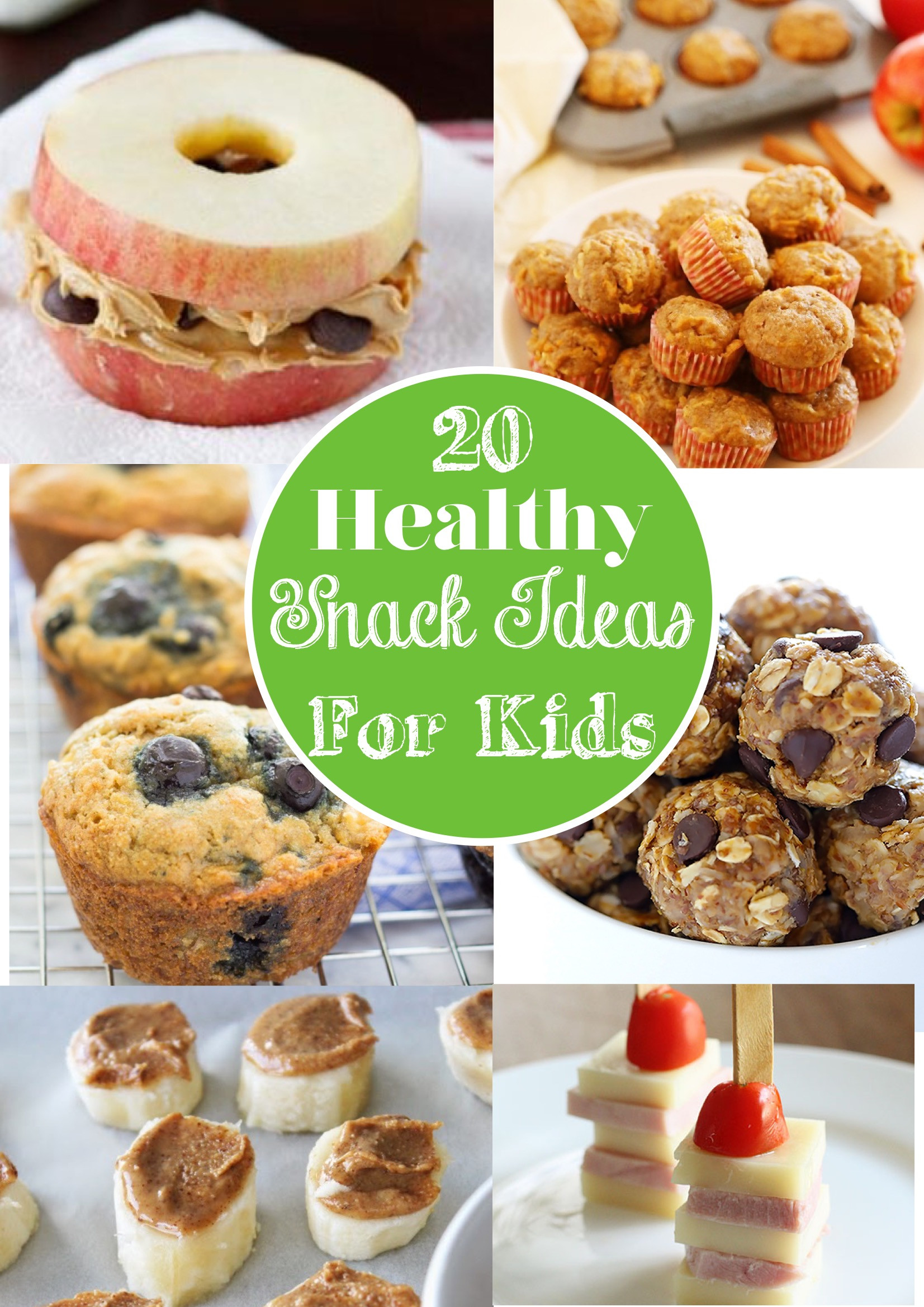Healthy Snacks For Kids To Make  20 Healthy Snack Ideas For Kids Snack Smart