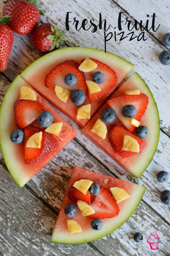 Healthy Snacks For Kids To Make  30 Kid Friendly Summer Snacks