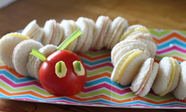 Healthy Snacks For Kids To Make  12 fun and healthy snacks that kids can make themselves