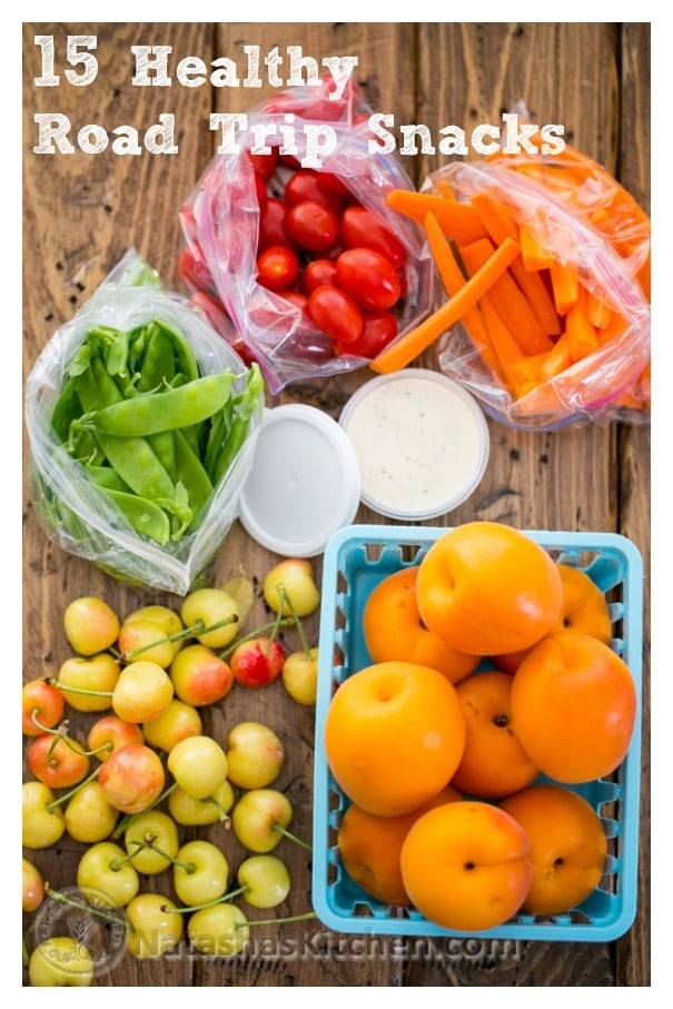 Healthy Snacks For Long Road Trips  15 Healthy Road Trip Snack Ideas Road Trip Packing List