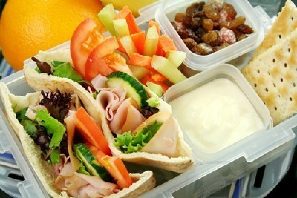 Healthy Snacks For Lunch  Back to School Lunch Ideas