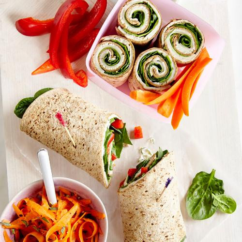 Healthy Snacks For Lunch  Healthy Lunch Ideas