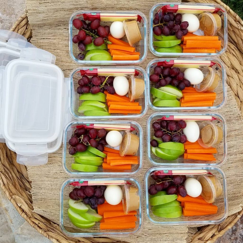 Healthy Snacks For Lunch  Mix Match Bento Boxes