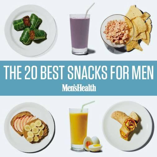 Healthy Snacks For Men  The 20 Best Snacks for Men