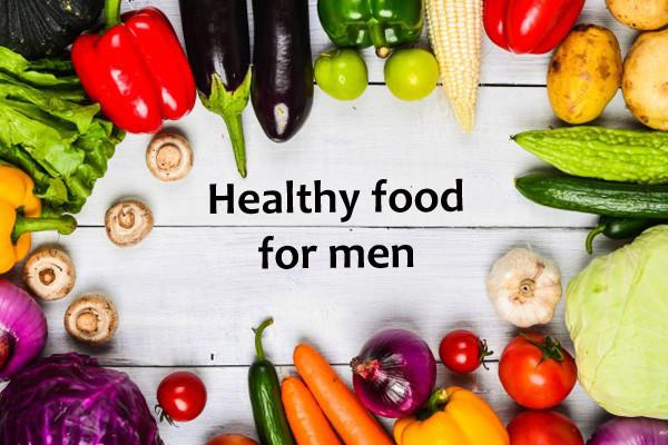 Healthy Snacks For Men  Best Healthy Food for Men Top 10 superfoods for men s health