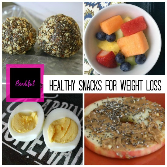Healthy Snacks For Men'S Weight Loss  Bendiful Blog