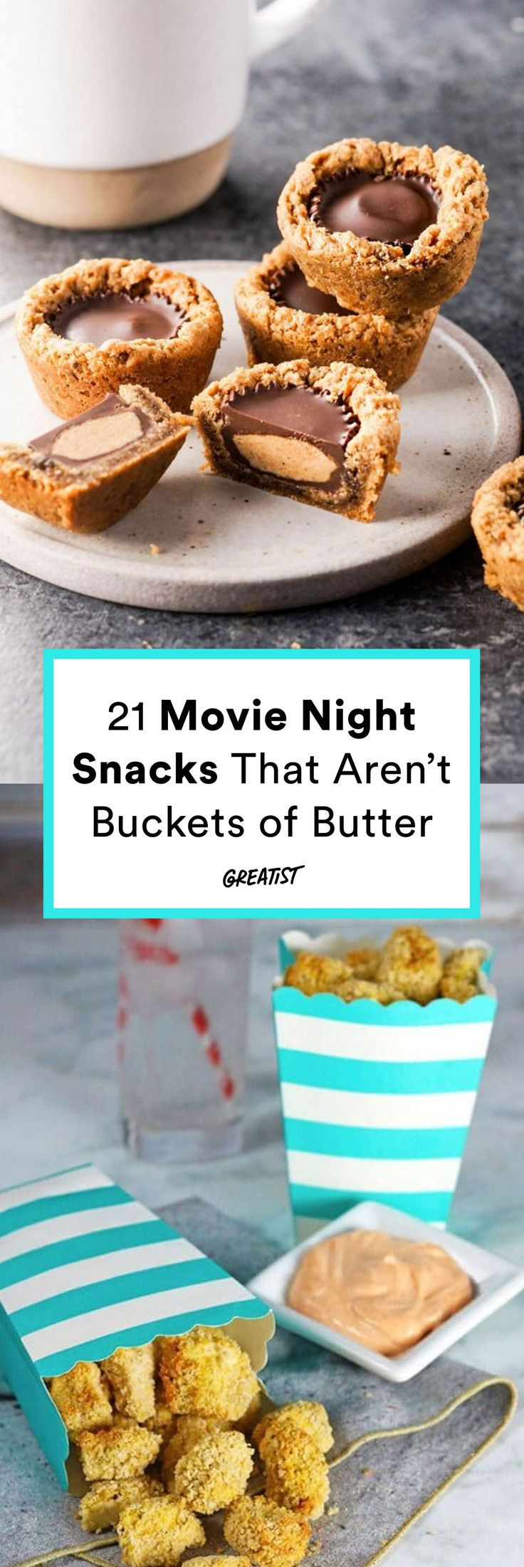 Healthy Snacks For Movies  25 best Healthy movie snacks ideas on Pinterest