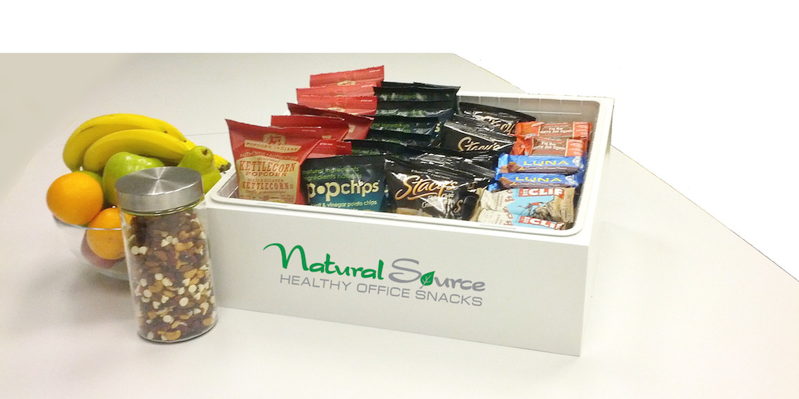 """Healthy Snacks For Office  """"Natural Source"""" Supports Corporate Wellness in Vancouver"""