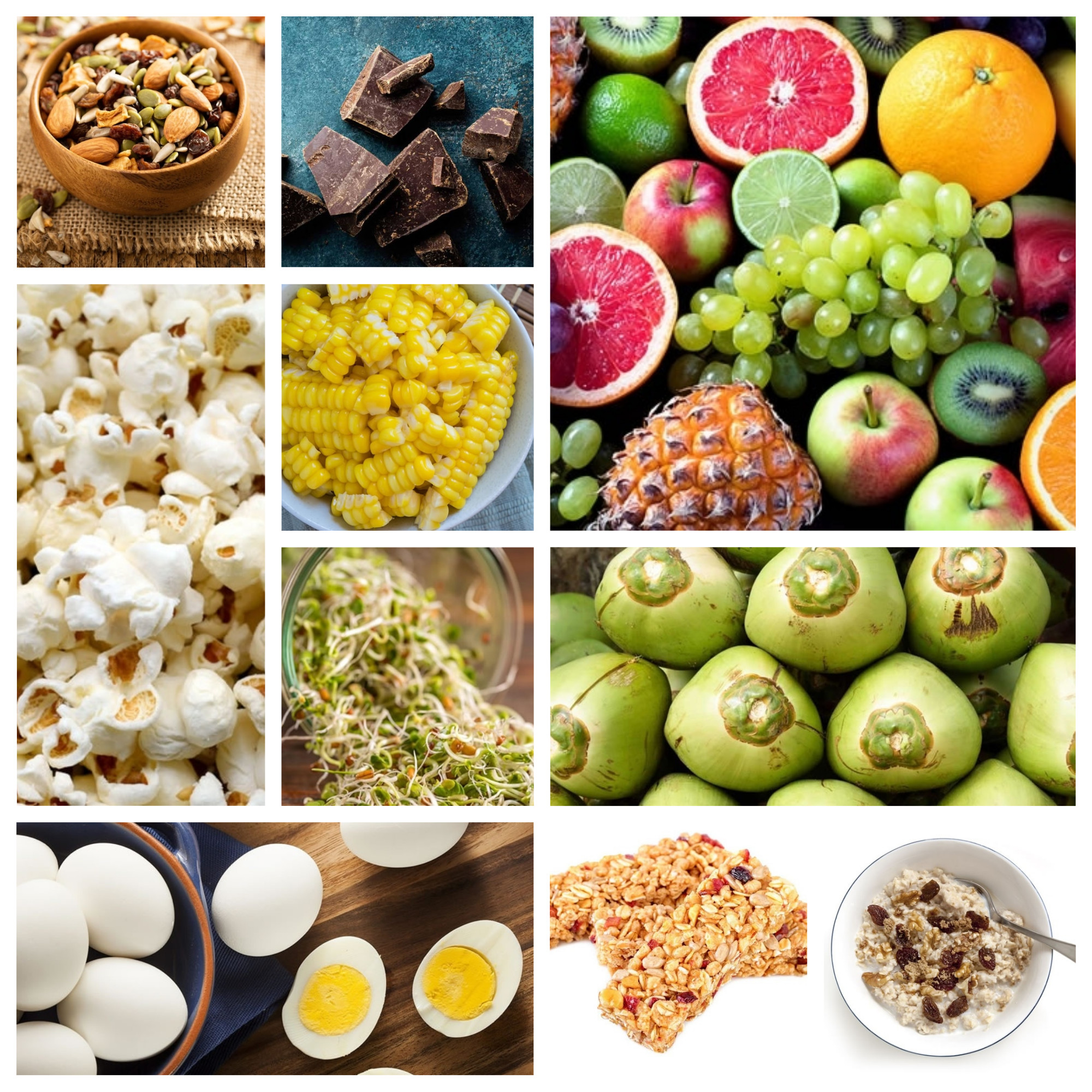 Healthy Snacks For Office  Healthy Snack Options during fice Hours
