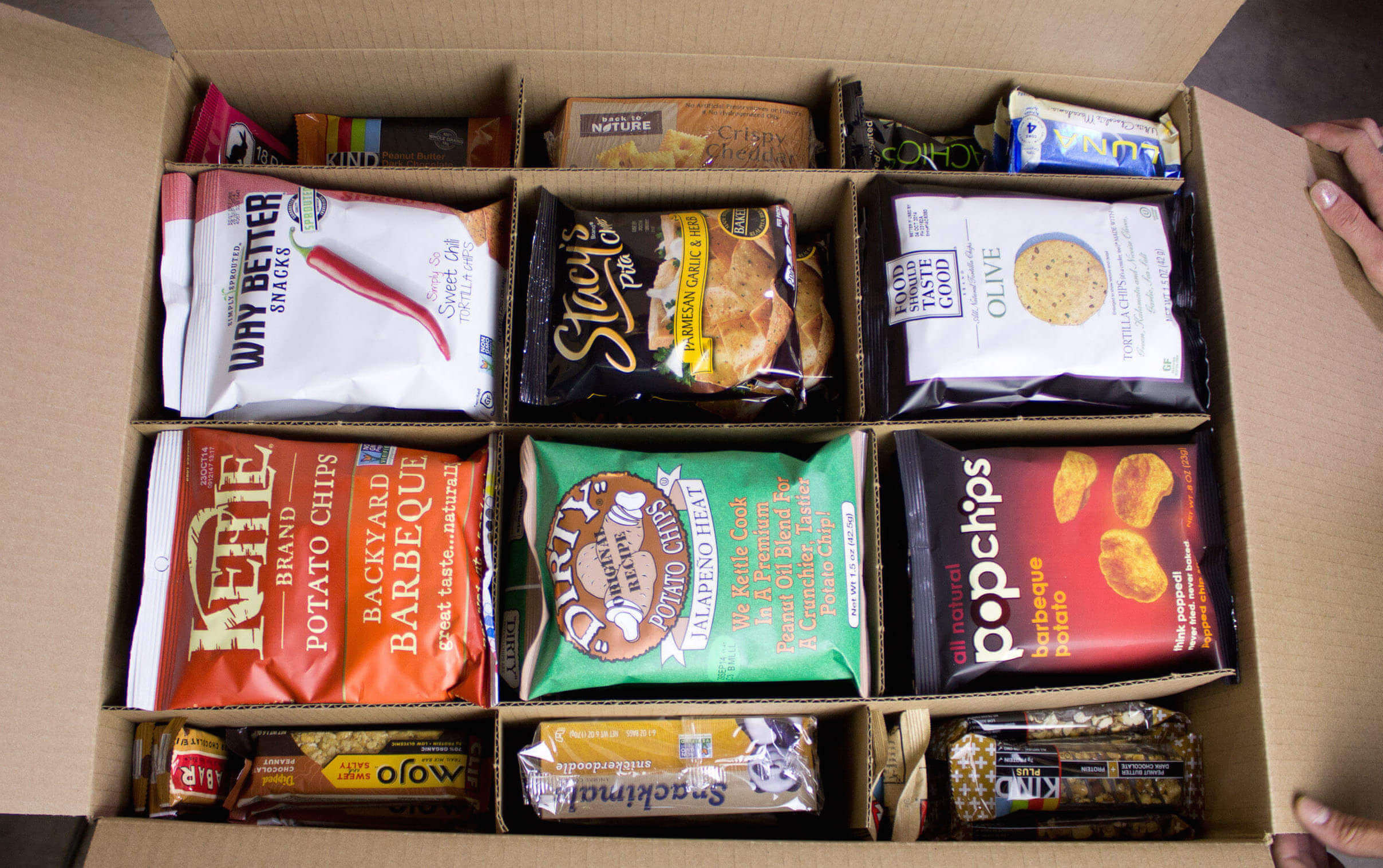 Healthy Snacks For Office  20 Surprising Benefits of a Healthy Snack Delivery Service