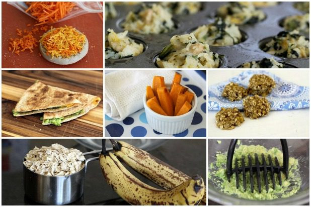 Healthy Snacks For One Year Olds  Cheap & Healthy Meal Ideas for 1 Year Old Babies