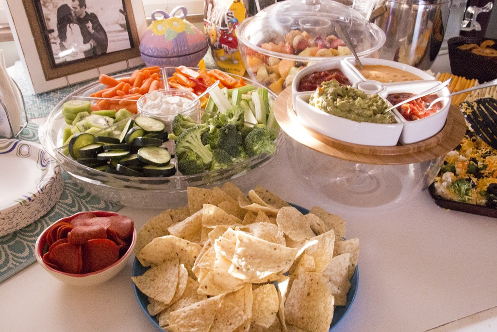 Healthy Snacks For Parties  Healthy Party Options Blends and Family Dinner