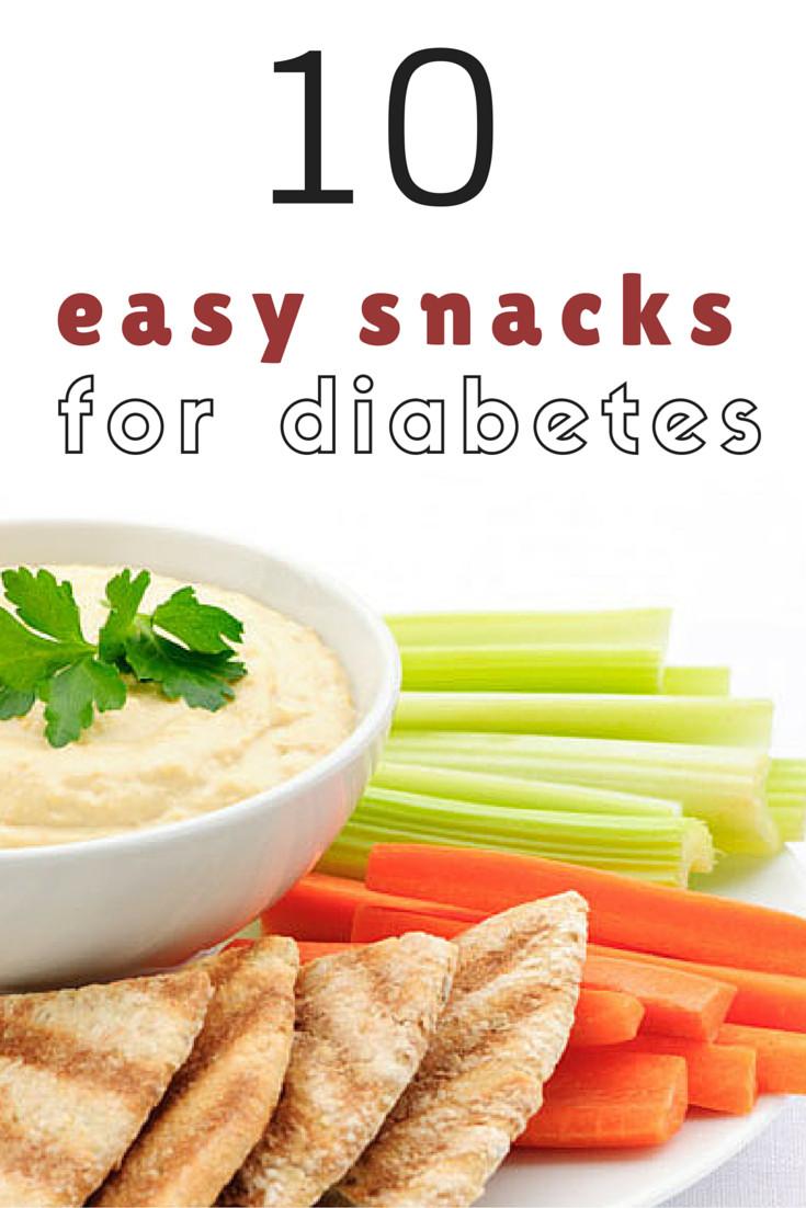 Healthy Snacks For Prediabetes  10 Easy Snacks for Diabetes Type 2 Diabetes