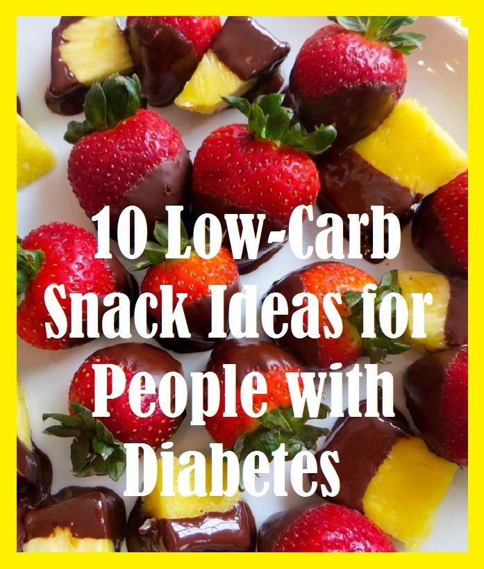 Healthy Snacks For Prediabetes  198 best Low carb recipes pre diabetes info healthy