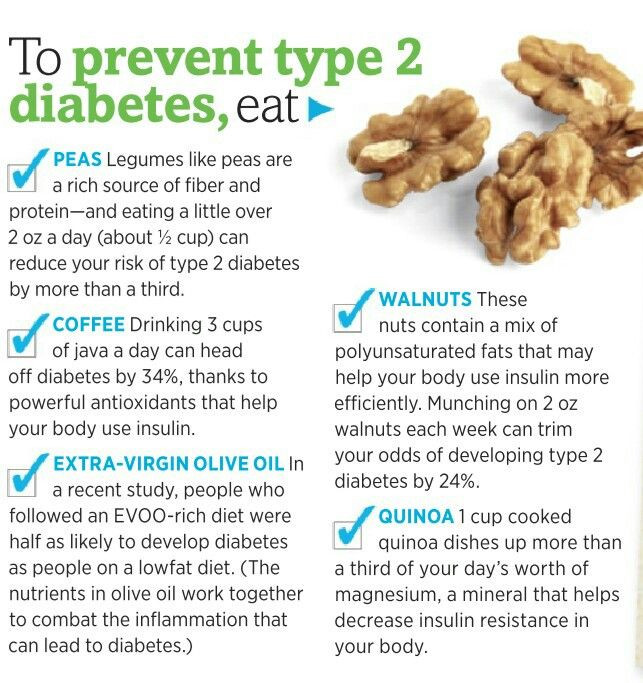 Healthy Snacks For Prediabetes  Food to prevent diabetes