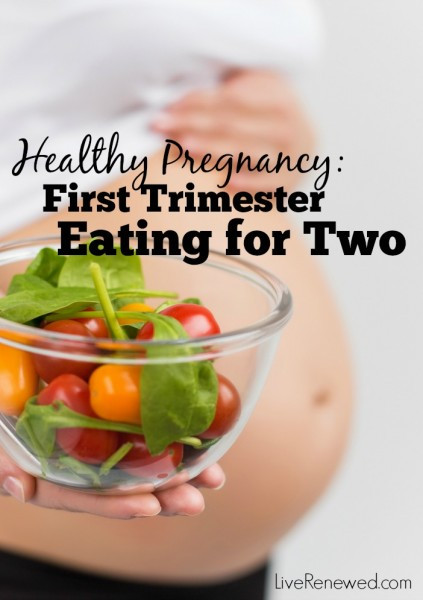 Healthy Snacks For Pregnancy First Trimester  Green Pregnancy Healthy Eating in the First Trimester