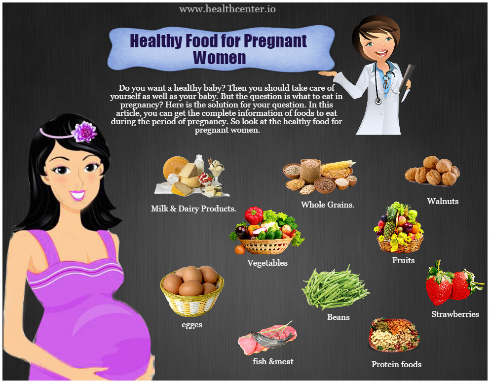 Healthy Snacks For Pregnant Women  Super Healthy Food for Pregnant Women