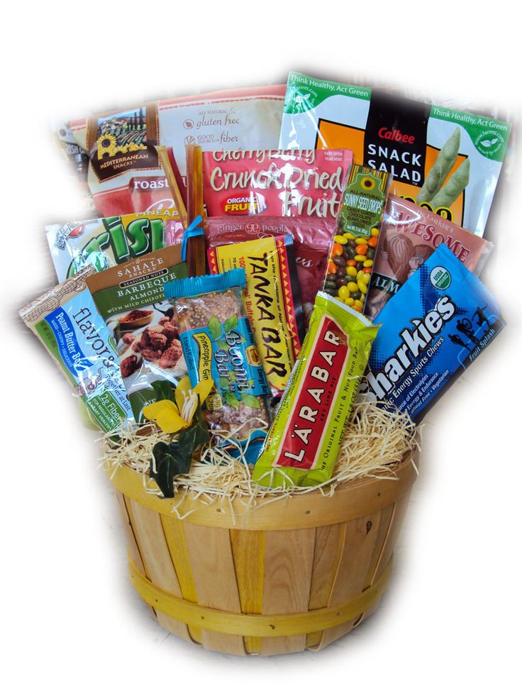 Healthy Snacks For Runners  17 Best images about healthy snack baskets N ideas on