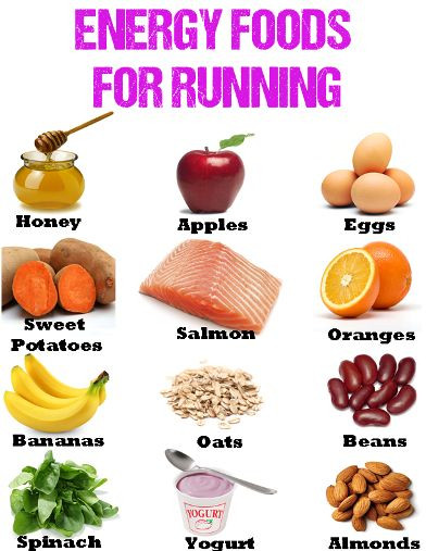 Healthy Snacks For Runners  Energy foods for Running What to eat when Running Daily
