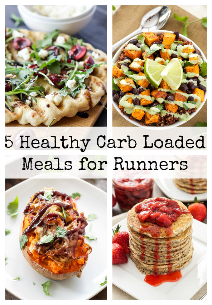 Healthy Snacks For Runners  5 Healthy Carb Loaded Meals for Runners Recipe Runner