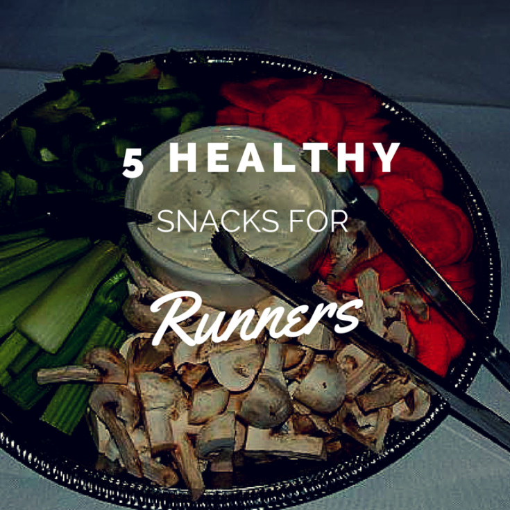 Healthy Snacks For Runners  My Top 5 Snacks for Running