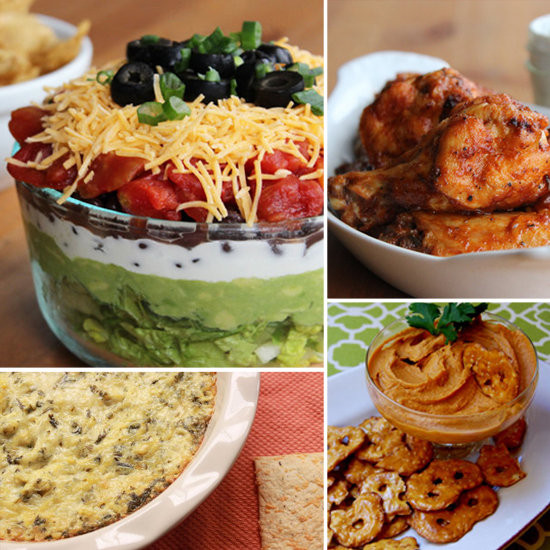 Healthy Snacks For Superbowl Party  Healthy Super Bowl Snacks and Dips