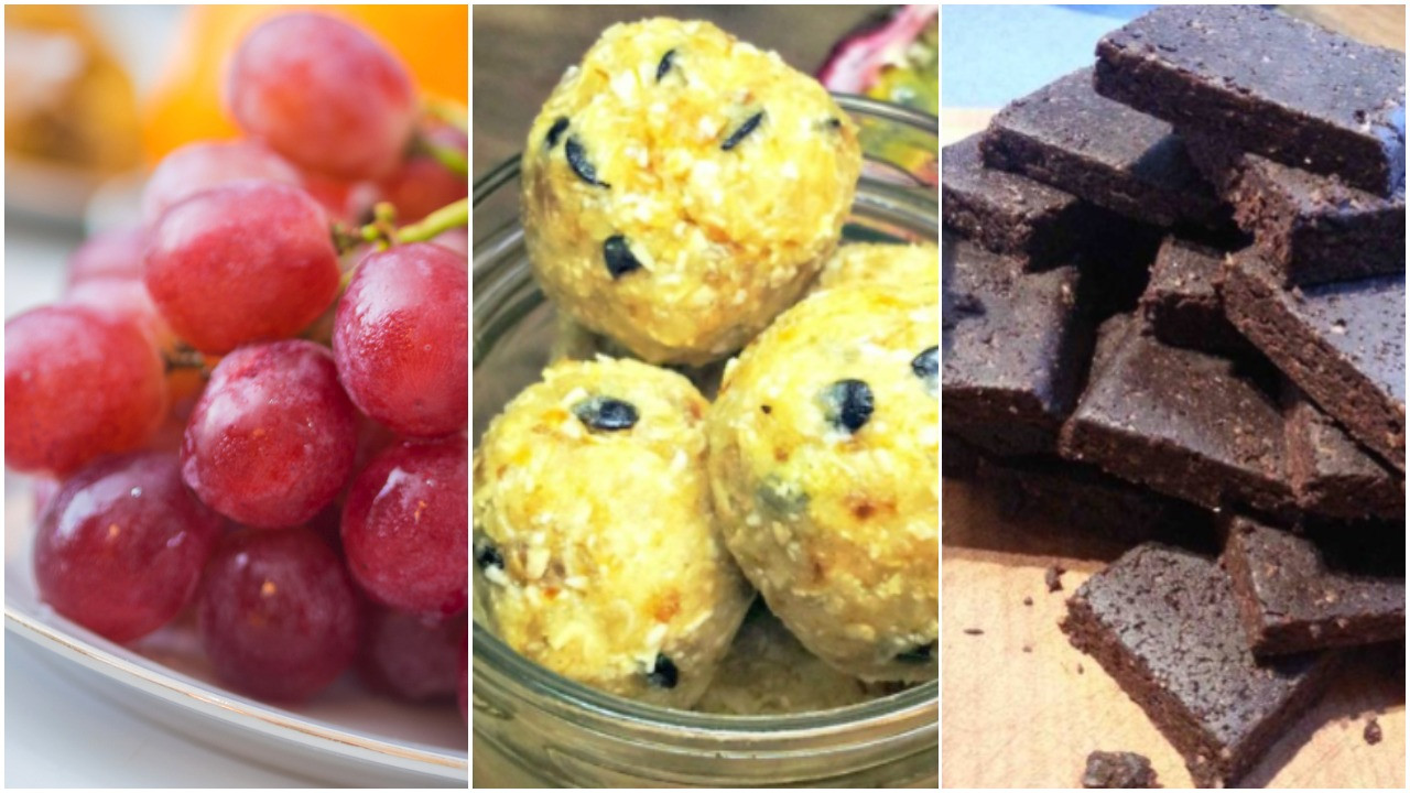 Healthy Snacks For Sweet Cravings  10 healthy snacks to fight sugar cravings