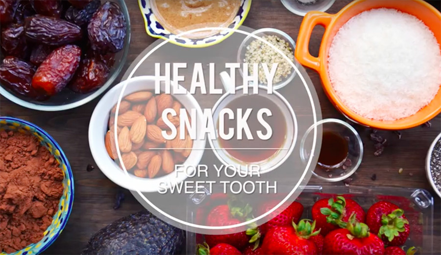Healthy Snacks For Sweet Tooth  5 Healthy Snacks to Satisfy Your Sweet Tooth