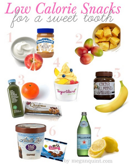 Healthy Snacks For Sweet Tooth  The Quintessentials work it wednesday best healthy snacks