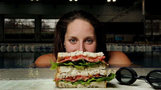 Healthy Snacks For Swimmers  Diet Plan For a Swimmer AboutSwim