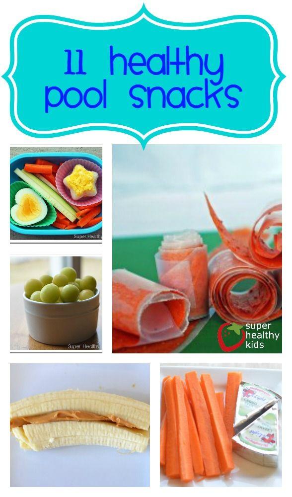 Healthy Snacks For Swimmers  Best 25 Pool Snacks ideas on Pinterest