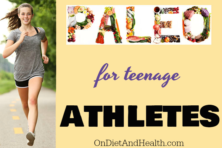 Healthy Snacks For Teenage Athletes  Gluten Free Paleo Diet For Teenage Athletes