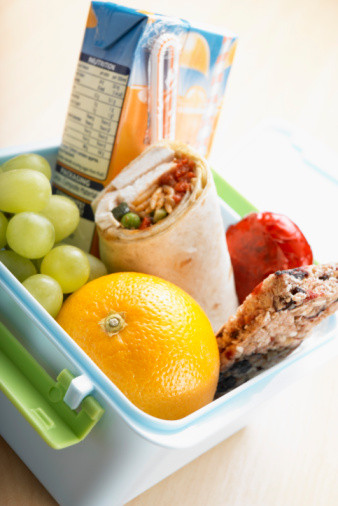 Healthy Snacks For Teenage Athletes  Sweet Success Back to School Healthy Lunches