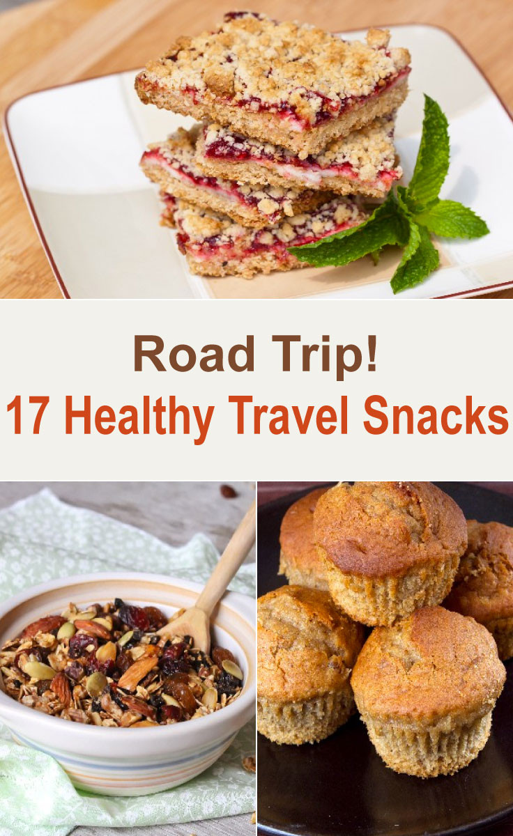 Healthy Snacks For The Road  Road Trip 17 Healthy Travel Snacks