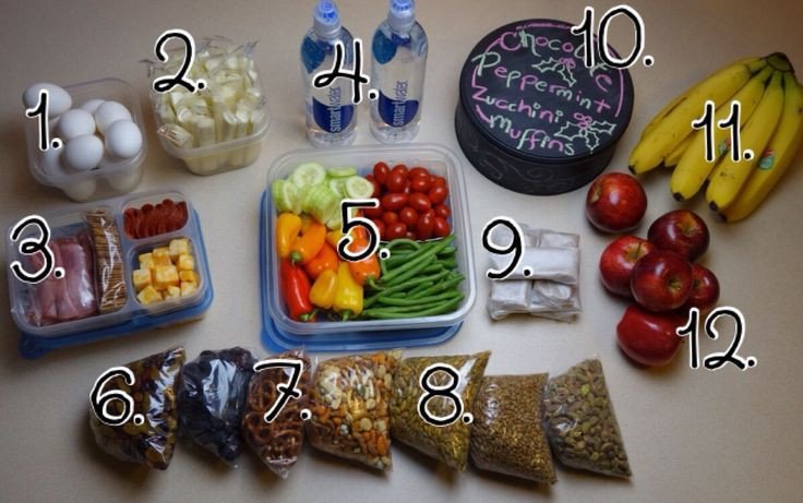 Healthy Snacks For The Road  Healthy snacks for road trips to keep you from the junk