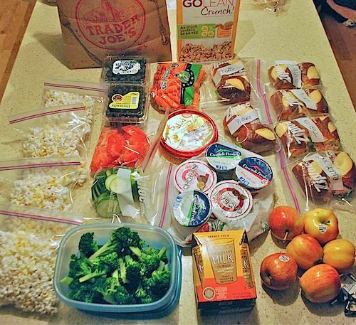 Healthy Snacks For The Road  Healthy Food for Road Trips Eating on the Road with Kids