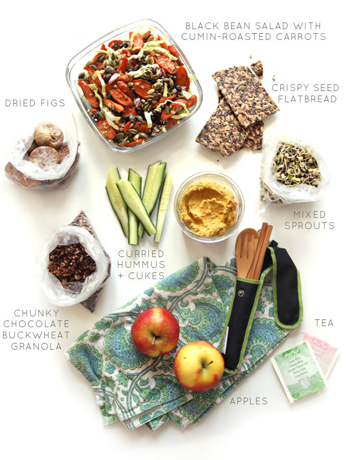 Healthy Snacks For Traveling  Recipes and Tips for Healthy Travel II My New RootsMy