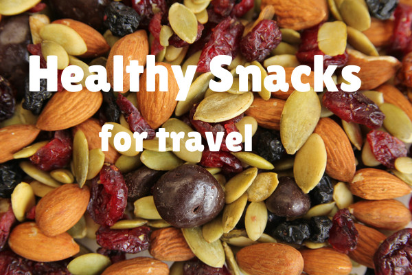 Healthy Snacks For Traveling  Healthy Snacks for Travel Her Packing List